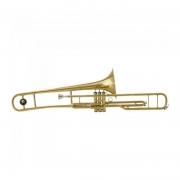 Trombone Pisto Schieffer Em Si Curto Schtb004