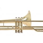 Trombone Schieffer De Pistos Sib Longo Laqueado c/ Case Schtb002