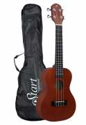 Ukulele Giannini Start Soprano com Case UKS21