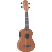 Ukulele Strinberg UK06SEQ Soprano Elétrico com Bag