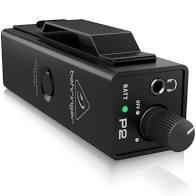 Amplificador de Fones Behringer P2 Powerplay   - MegaLojaSP