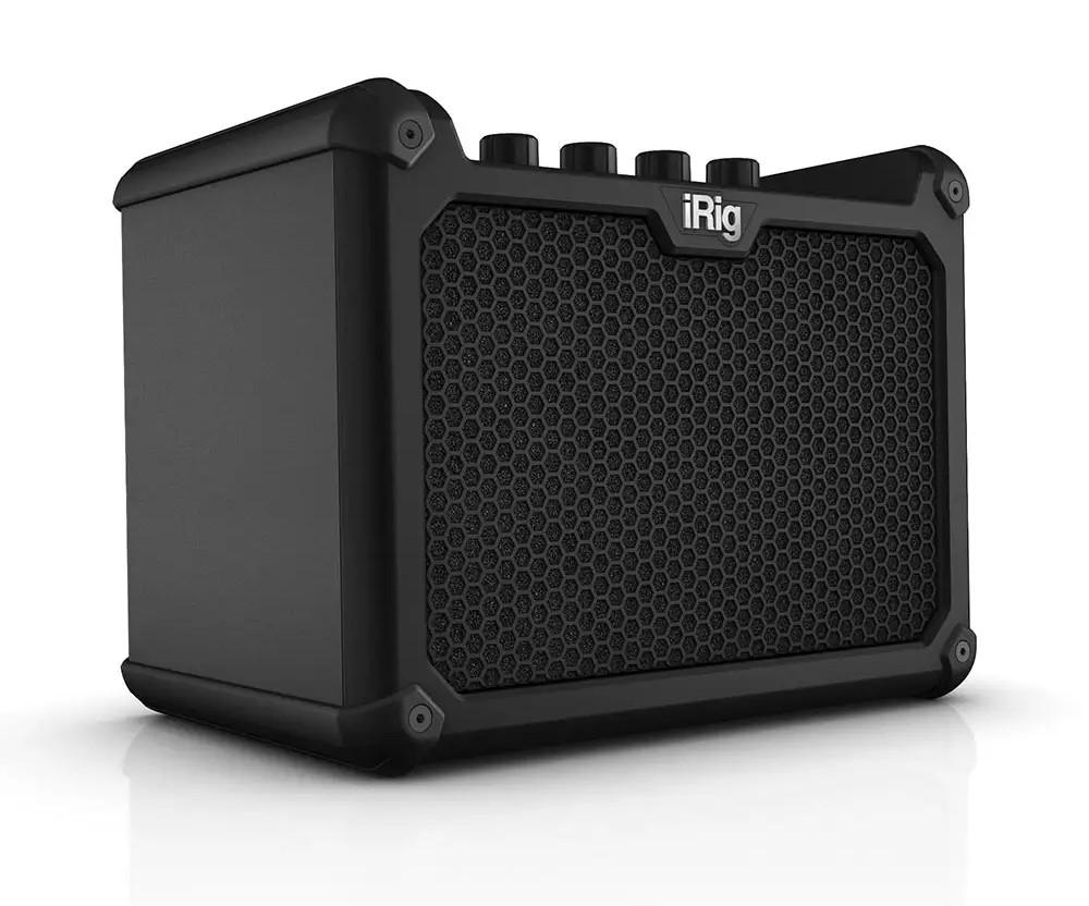 Amplificador iRig Micro Amp IK Multimedia 15W para Guitarra  - MegaLojaSP