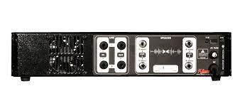 Amplificador Potência Leacs LI1600 400W RMS  - MegaLojaSP