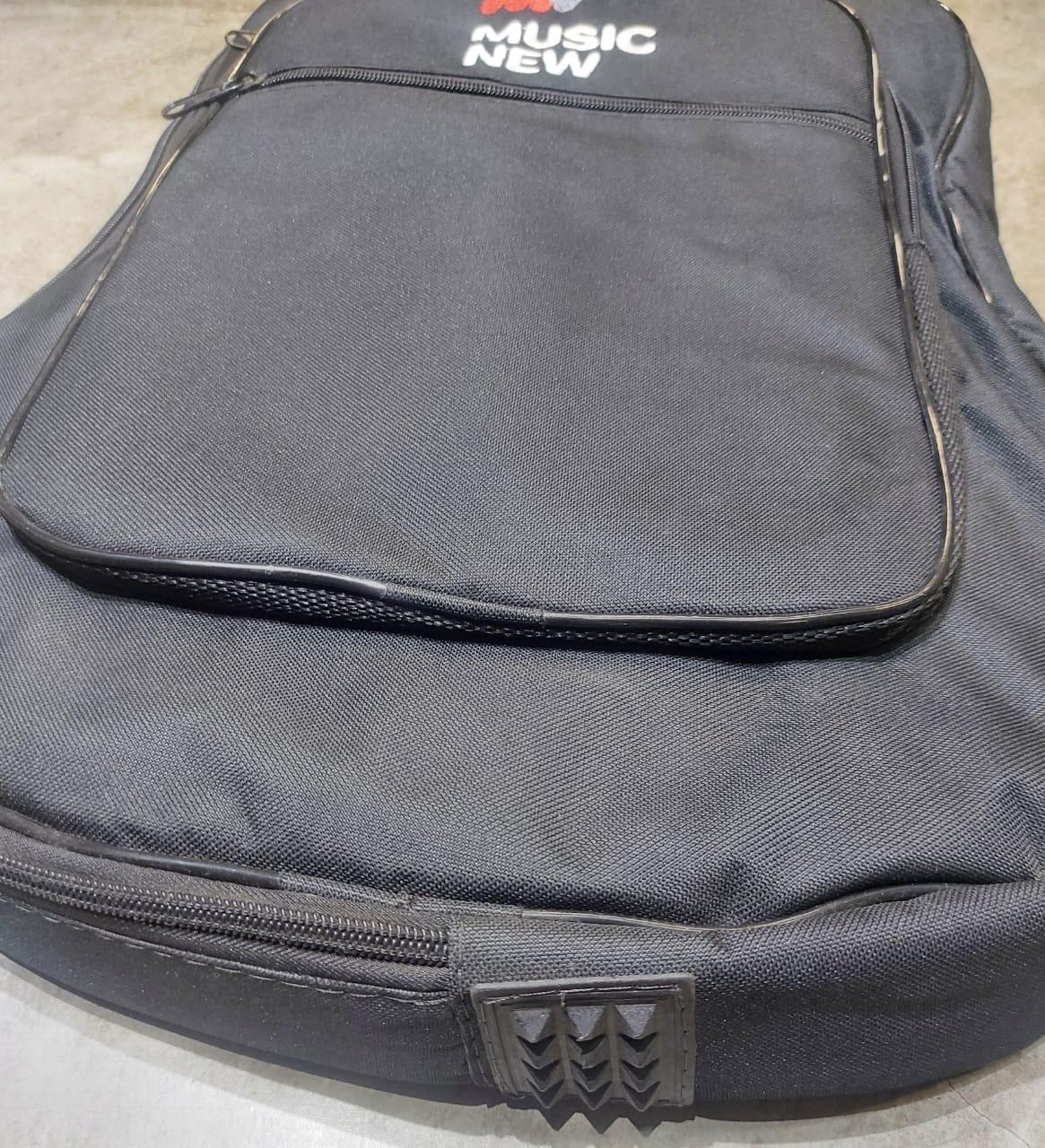 Bag Contrabaixo Music New Soft  - MegaLojaSP