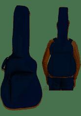 Bag Violão Folk Mellody  - MegaLojaSP
