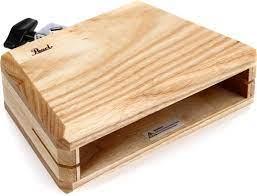 Bloco Sonoro Pearl Pab100 Ash Tone Block  - MegaLojaSP