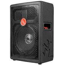 Caixa Ativa Leacs Fit160 3 vias 150W   - MegaLojaSP