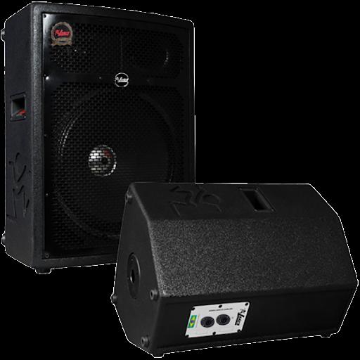 Caixa Passiva Leacs Fit 150 80W  - MegaLojaSP