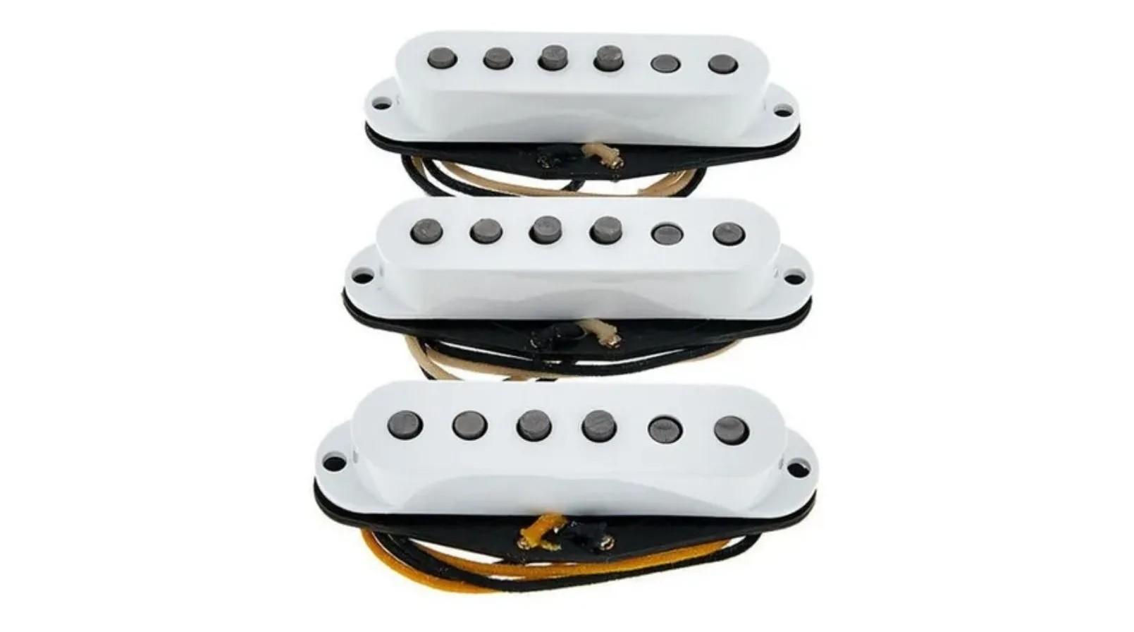 Captador Fender para Guitarra Texas Special Captadores  - MegaLojaSP