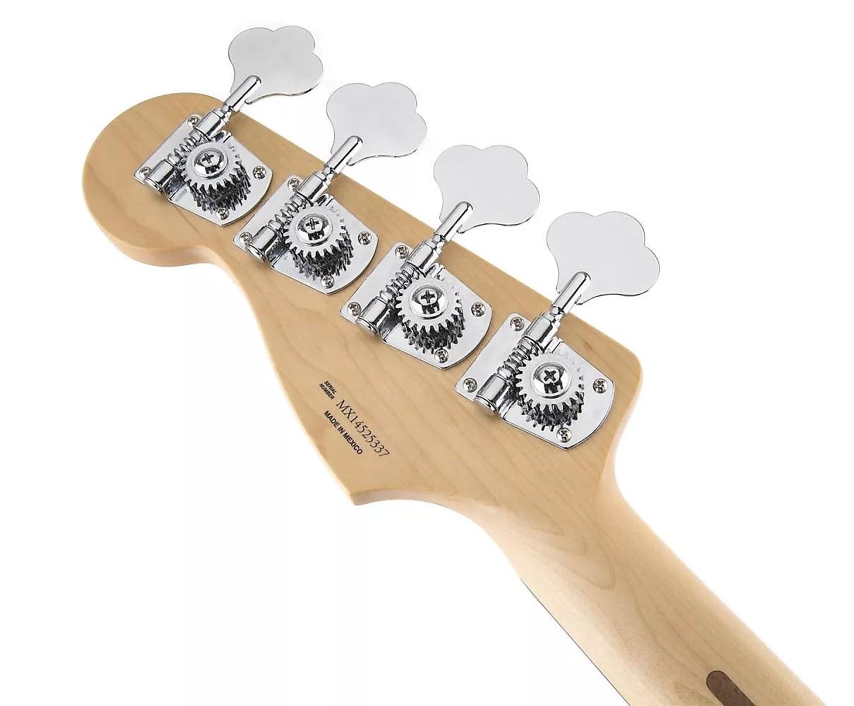 Contrabaixo Fender Standard Dimension Bass IV Black Preto  - MegaLojaSP