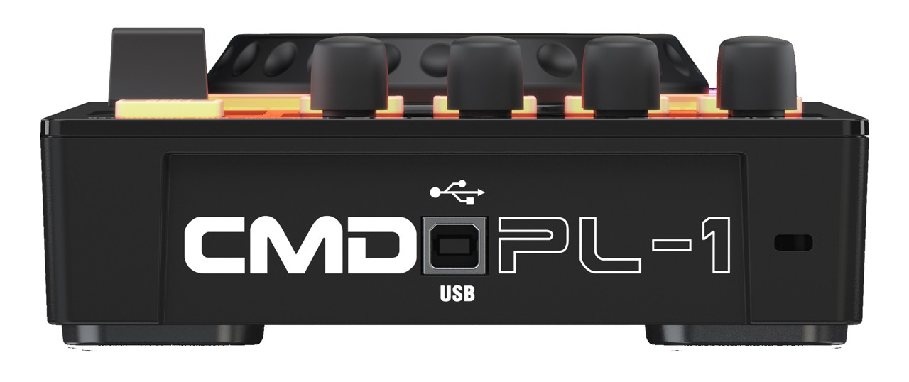 Controlador Behringer Dj CMDPL1  - MegaLojaSP