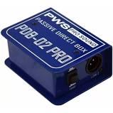 Direct Box PWS PDB-02 Pro Passivo  - MegaLojaSP