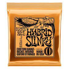 Encordoamento Ernie Ball Hybryd Slinky 9-46 Guitarra  - MegaLojaSP