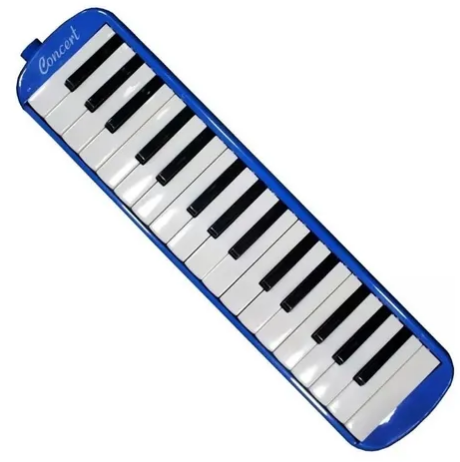 Escaleta Concert By Strinberg 32 Teclas Azul M32BL  - MegaLojaSP
