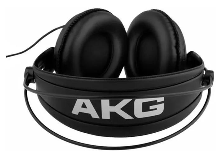 Fone Akg K240 Profissional K 240 Gravação Estúdio K240MKII  - MegaLojaSP