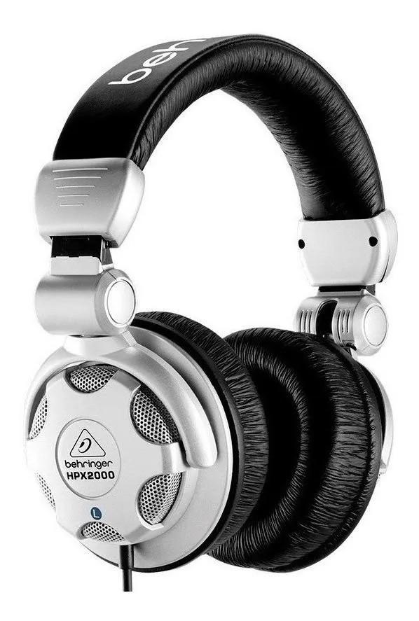 Fone de Ouvido Behringer Headphone HPX2000  - MegaLojaSP