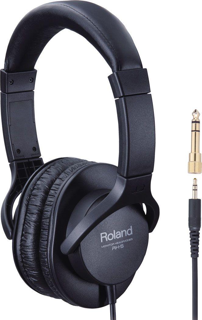 Fone de Ouvido Roland RH5 P2/P10  - MegaLojaSP
