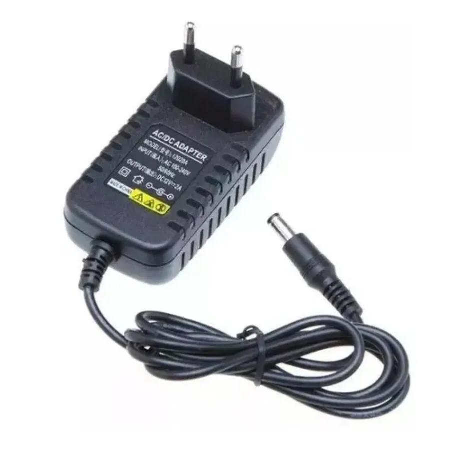 Fonte MXT 12V A2 Bivolt Automático Estabilizada PS12VA2  - MegaLojaSP