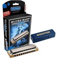 Gaita Hohner Blues Harp em G(Sol) 532/20 MS Series  - MegaLojaSP