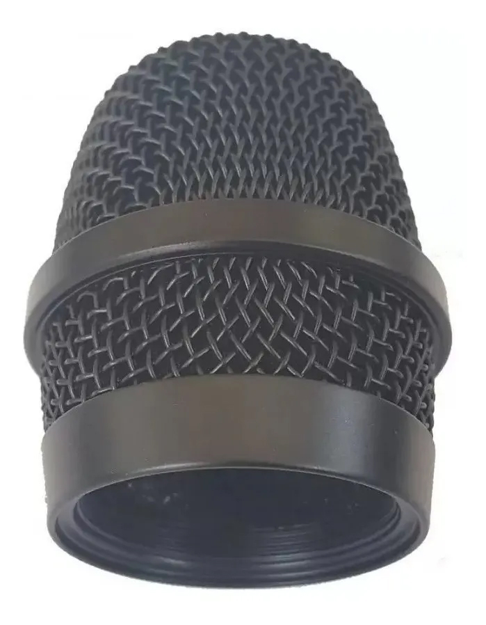 Globo Microfone GL3 Kadosh Vokal  Metal e Espuma  - MegaLojaSP