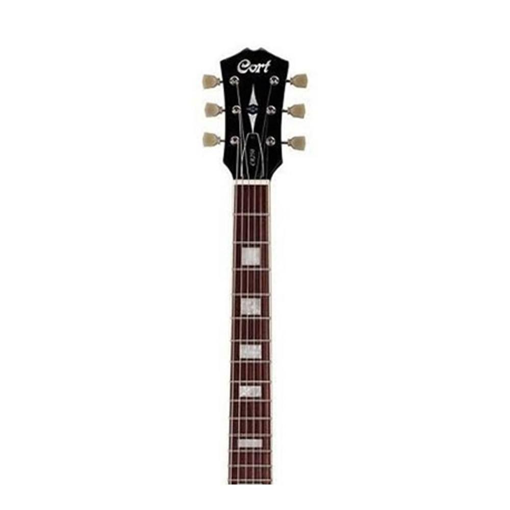 Guitarra Cort CR 250 Flamed Maple TBK  - MegaLojaSP