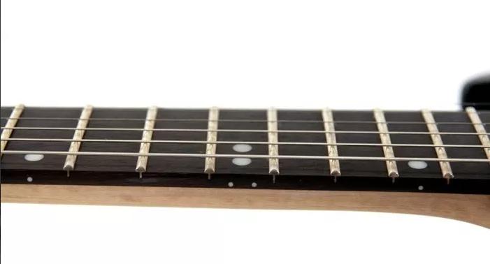Guitarra Cort Micro Afinação Viva Gold II Natural  - MegaLojaSP