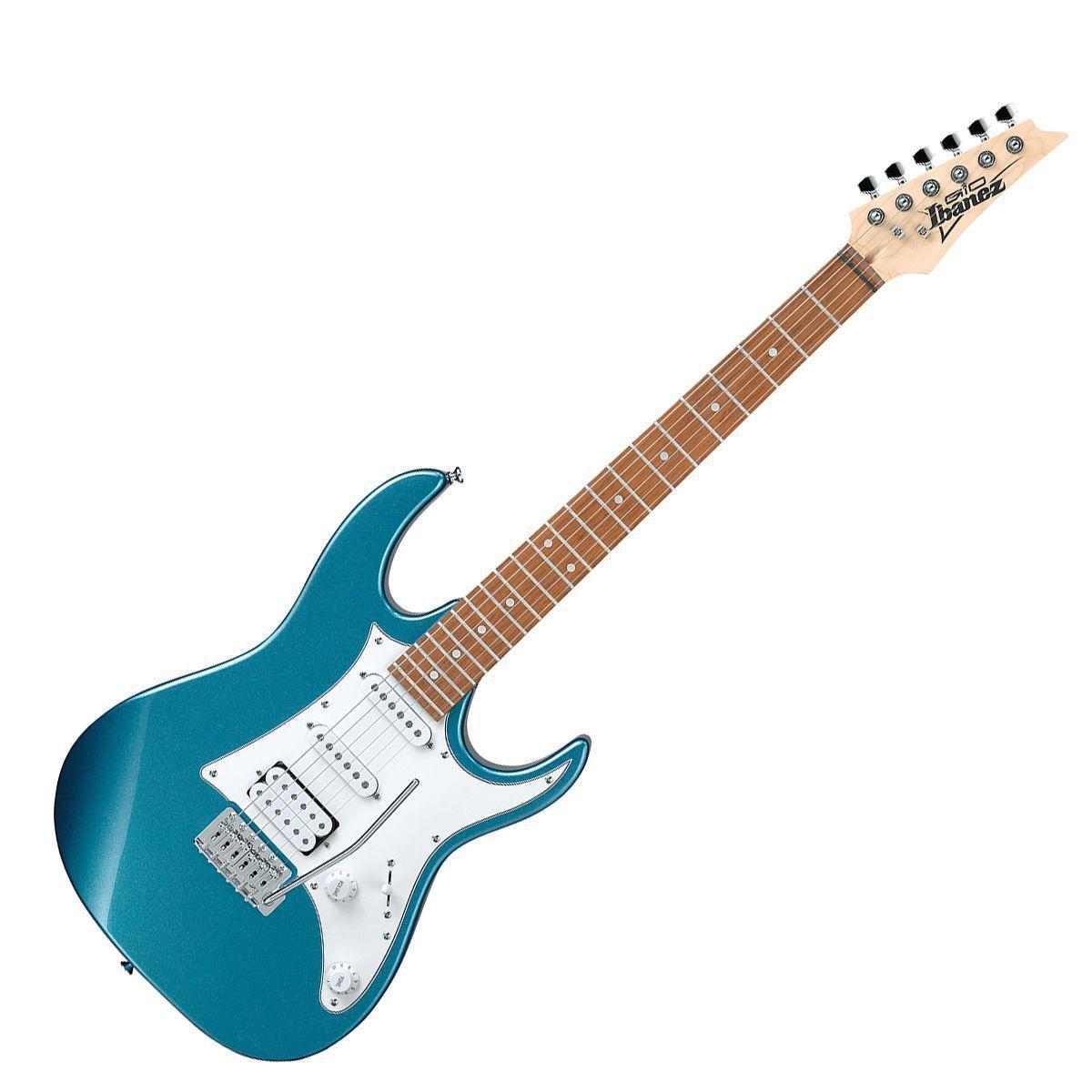 Guitarra Ibanez GRX40 MLB Metallic Blue  - MegaLojaSP