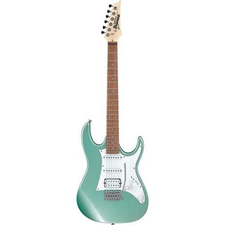 Guitarra Ibanez GRX 40 MGN Metallic Green  - MegaLojaSP