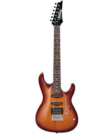 Guitarra Ibanez GSA60 BS Brown Sunburst  - MegaLojaSP