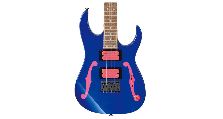 Guitarra Ibanez PGM M11 JB Paul Gilbert Mikro Jewel Blue  - MegaLojaSP