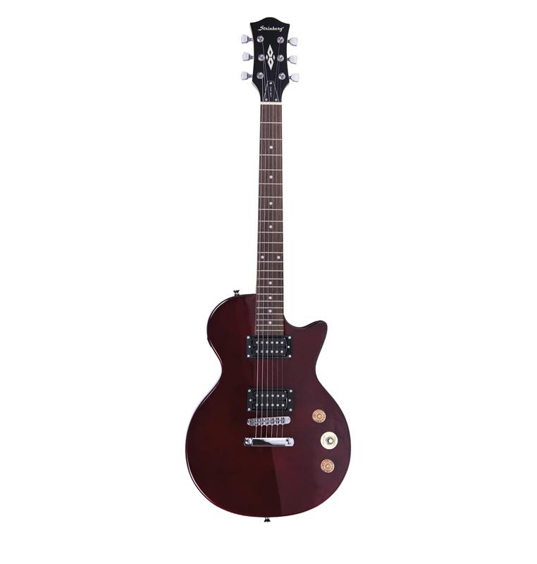 Guitarra Strinberg Les Paul Twr Vinho LPS200TWR  - MegaLojaSP