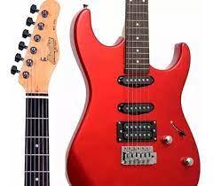 Guitarra Tagima Memphis MG260 Vermelha   - MegaLojaSP