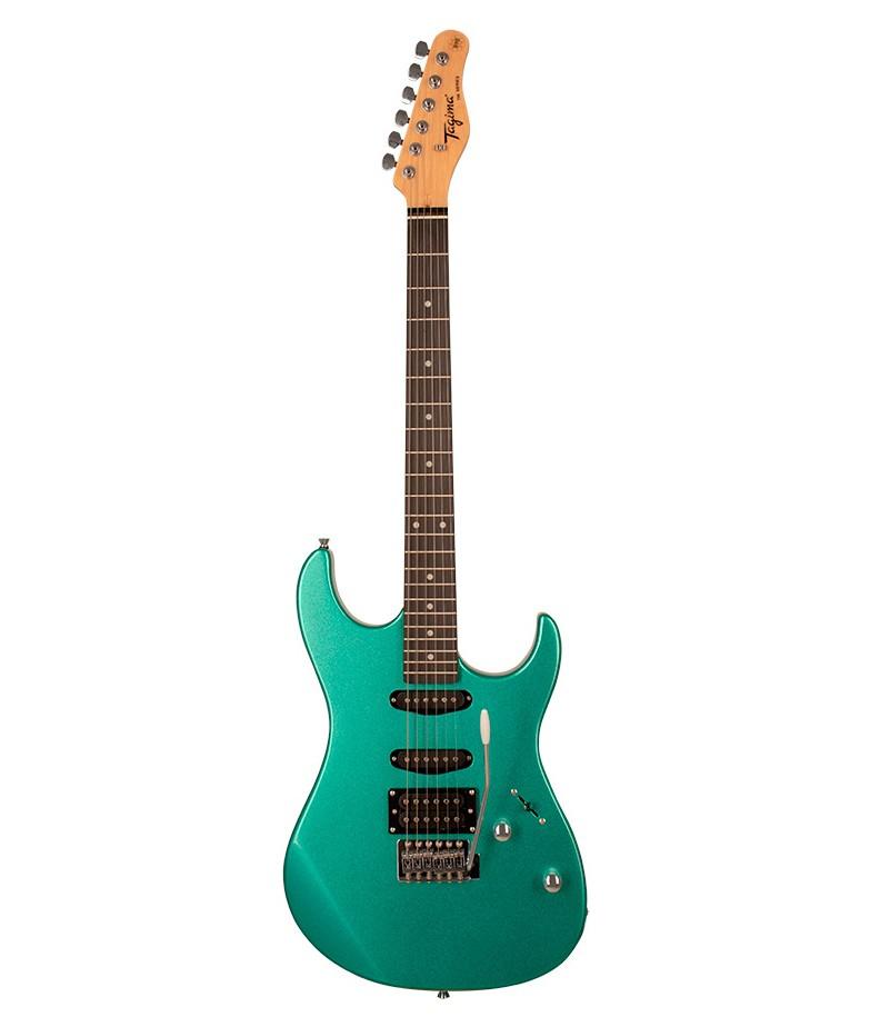 Guitarra Tagima TG510 Woodstock Metallic Green Verde  - MegaLojaSP