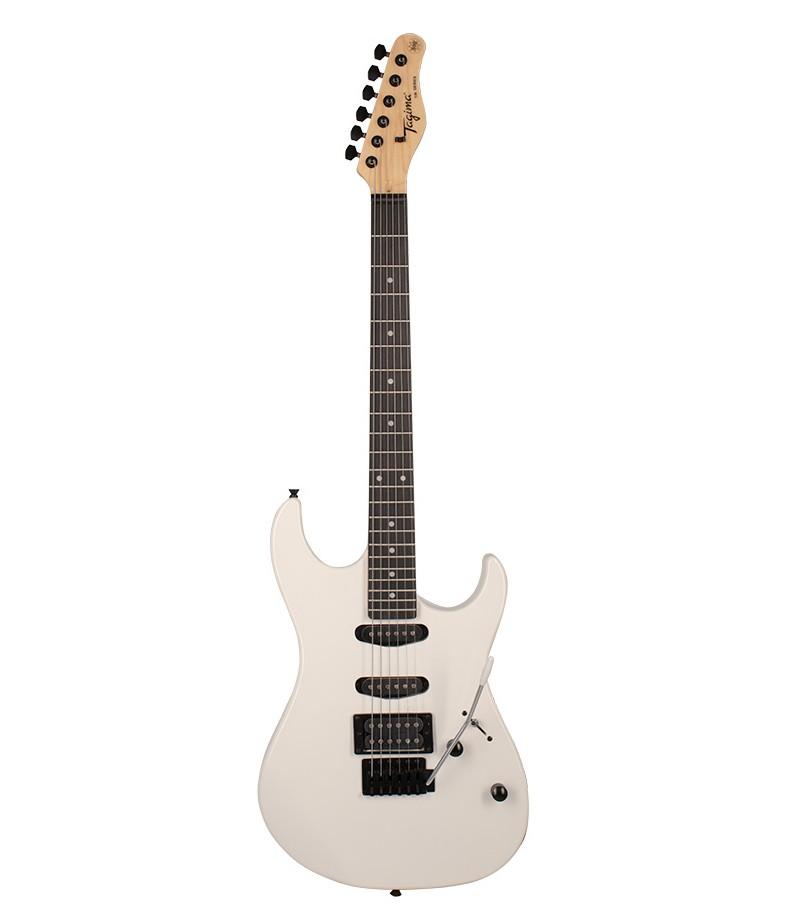 Guitarra Tagima Woodstock TG510 WH Branca  - MegaLojaSP