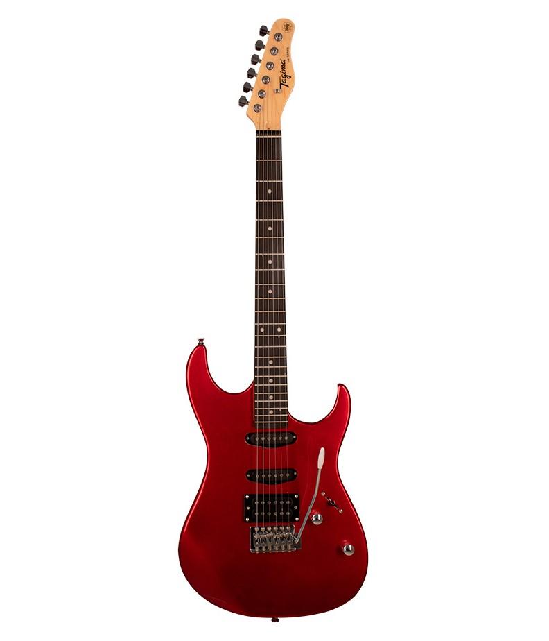 Guitarra Tagima TG510 Woodstock Metallic Red Vermelha  - MegaLojaSP
