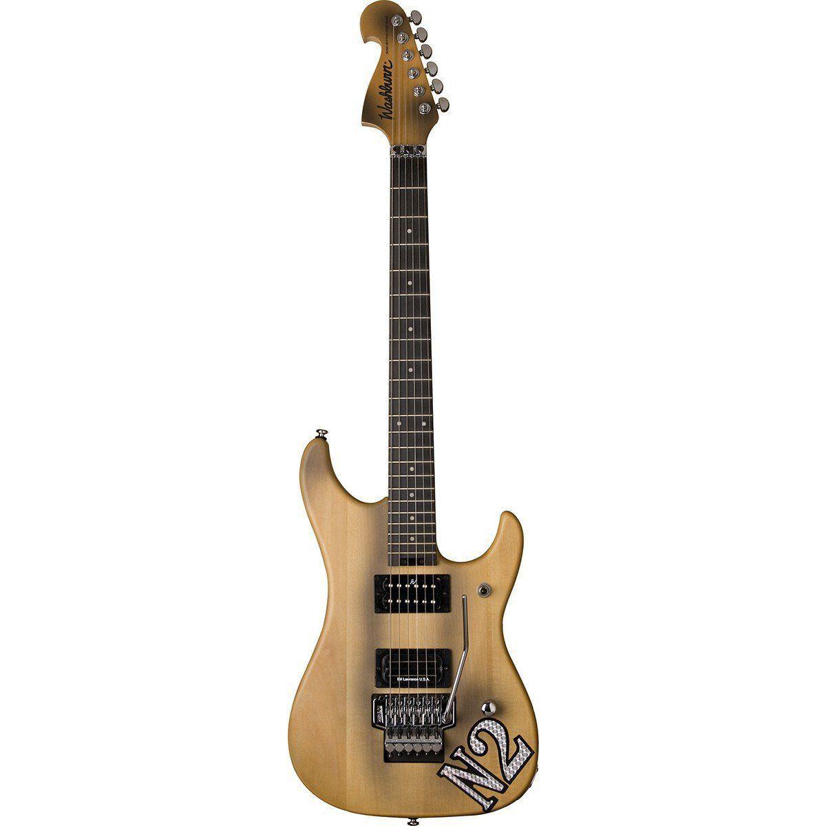 Guitarra Washburn N2 Vintage Nuno Bettencourt Signature Natural  - MegaLojaSP