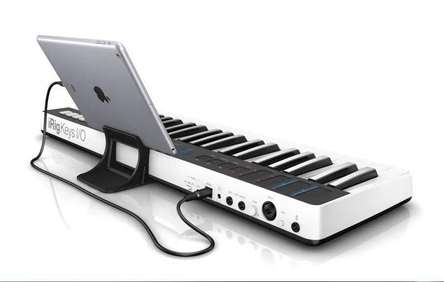 Irig Keys I/o 49 Ik Teclado Controlador Midi Usb Ios Mac Pc  - MegaLojaSP