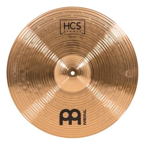 """Kit Pratos Meinl HCSB 14"""" 18"""" Bronze Alemão  - MegaLojaSP"""