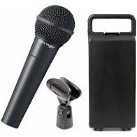Microfone Behringer XM8500  - MegaLojaSP