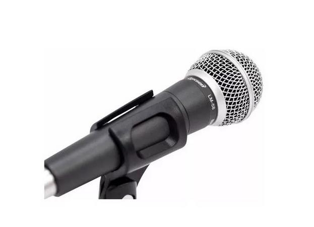 Microfone Lexsen LM58  - MegaLojaSP