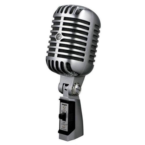 Microfone Shure 55SH Series II  - MegaLojaSP