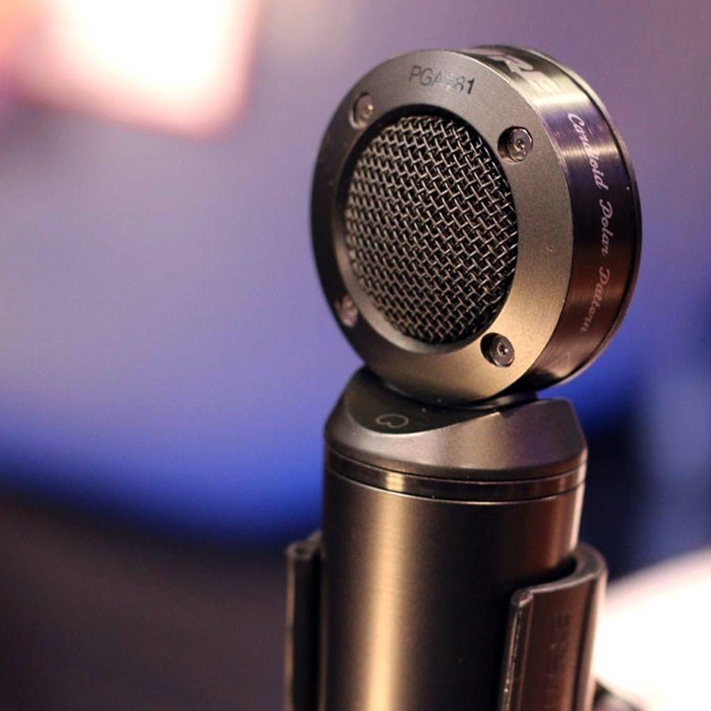 Microfone Shure PGA 181 LC  - MegaLojaSP