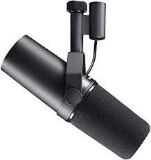 Microfone Shure SM7B   - MegaLojaSP