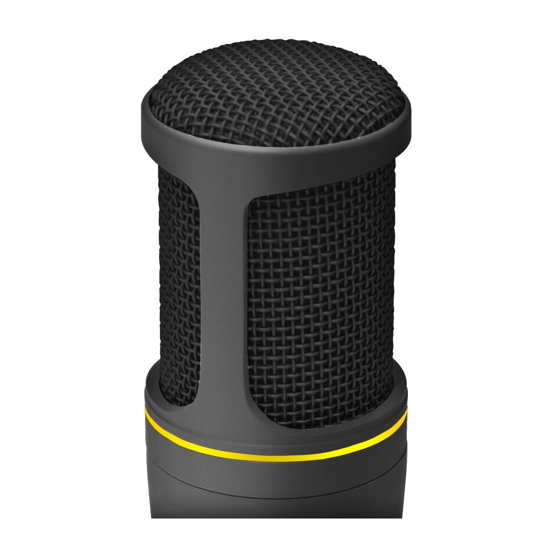 Microfone SKP de Estúdio Condensador SKS220  - MegaLojaSP