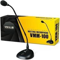 Microfone Vokal gooseneck VMM100  - MegaLojaSP