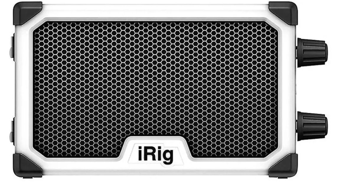 Mini Amplificador Alta Performance Irig Nano Amp   - MegaLojaSP