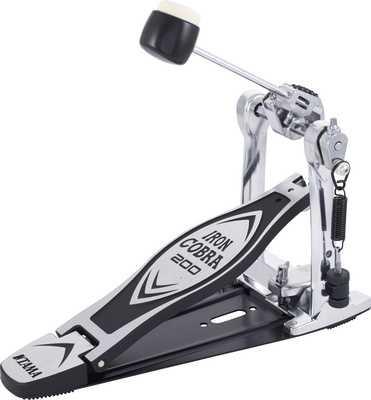 Pedal de Bumbo Tama Hp200p Iron Cobra  - MegaLojaSP
