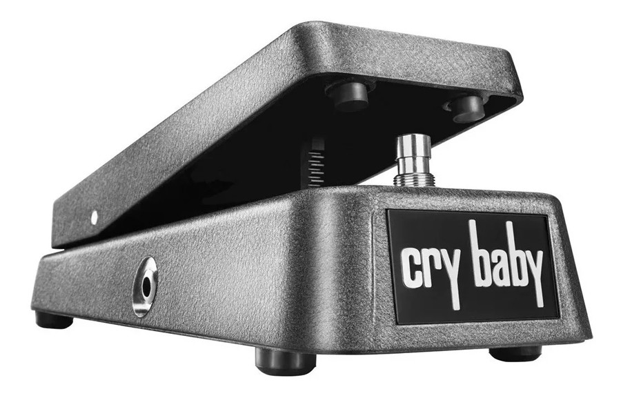Pedal De Efeito Dunlop Crybaby Wah GCB95  - MegaLojaSP