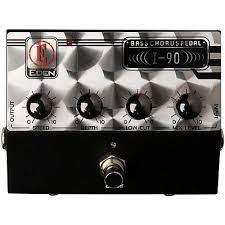 Pedal Eden Bass Chorus I90  - MegaLojaSP
