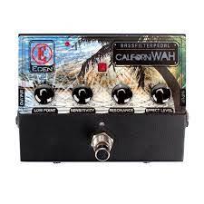 Pedal Eden Caliwah Bass Filter  - MegaLojaSP